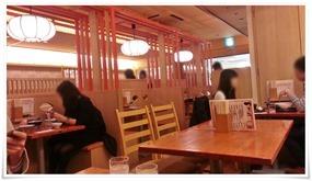 店内の雰囲気@因幡うどん