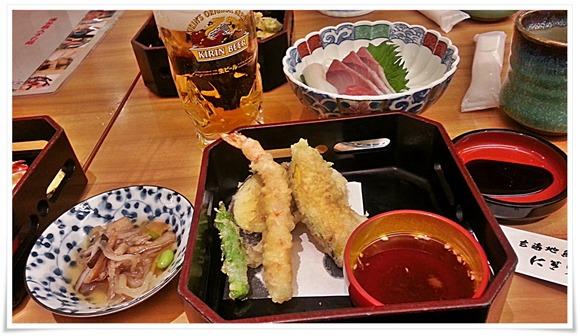 天ぷら@玄海地魚 にぎりや六伝