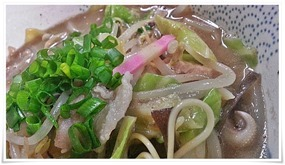 野菜たっぷり@ラーメン天晴(あっぱれ)