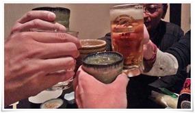まずは乾杯@六味三徳 かれん