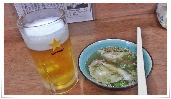スープ餃子が登場@餃子の味味