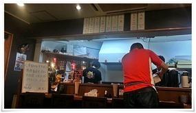 店内の雰囲気@黒崎食堂ねころく