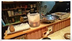 大皿料理の数々@酒処こふじ