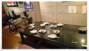 テーブル席@居酒屋 無限(むげん)
