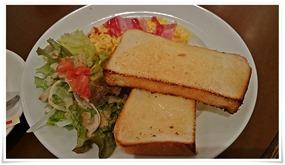 モーニングセットトースト@イタリアントマトカフェ