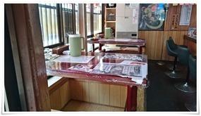 掘り炬燵式テーブル席@錦龍(きんりゅう)