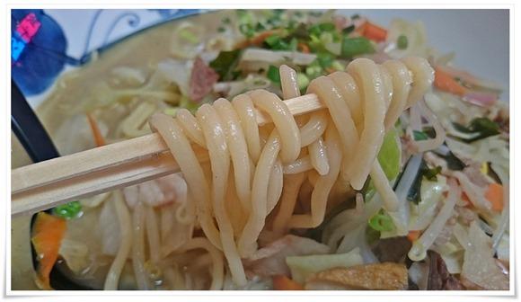 モチモチ麺@錦龍(きんりゅう)