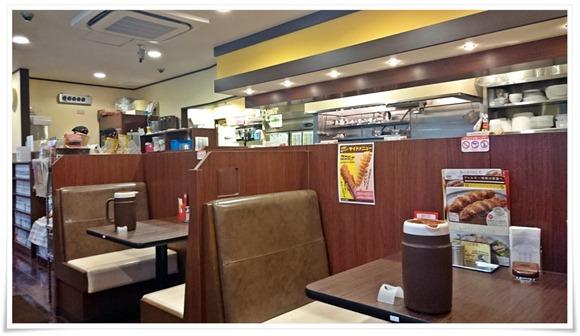 店内の様子@カレーハウスCoCo壱番屋 八幡東区平野店