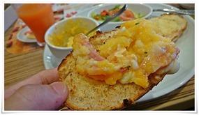チーズトーストにのせて@ガスト小倉城野店