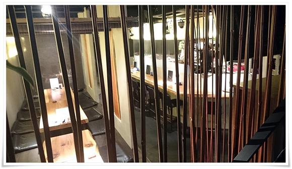 2階フロアの雰囲気@旬菜焼場 喰らっと