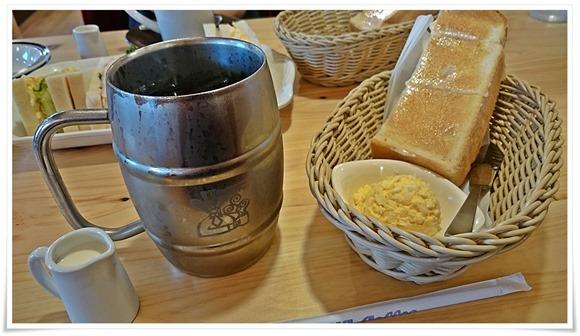 たっぷりアイスコーヒー@コメダ珈琲店 北九州本城店