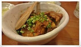 鶏もつ煮@てけてけ 日本橋茅場町店