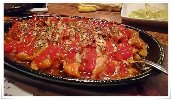 地鶏ミートチーズ@焼き鳥 亮平(りょうへい)