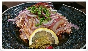 地鶏の炙り焼き@とり八 黒崎店