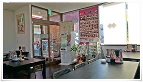 店舗入口付近@とり安食堂 大畠店