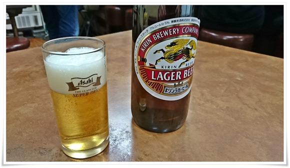 ビールで乾杯@福の屋(ふくのや)