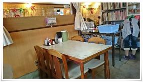 テーブル席@ちゃんぽんの松露