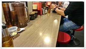 テーブル席@博多一幸舎デイトス店