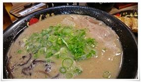濃厚豚骨スープ@博多一幸舎