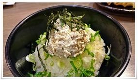 チャーマヨ丼@博多一幸舎