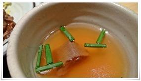 テールスープ@牛タン朝定食