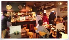 店内の雰囲気@BEER DINING バイエルン
