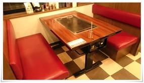 テーブル席其の壱@どんどん亭 陣山店