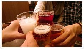 麒麟麦酒で乾杯@どんどん亭 陣山店
