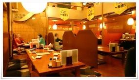 テーブル席@やきとり道場住吉店