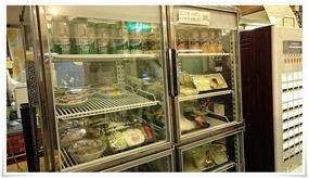 冷蔵ケース@かかしうどん本店