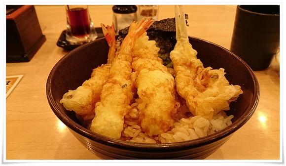 すしやの天丼@くら寿司