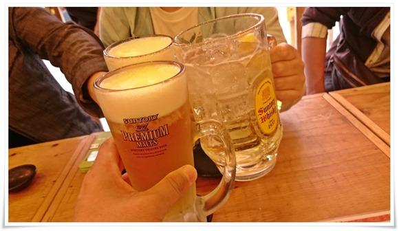乾杯@大阪満マル 小倉魚町店