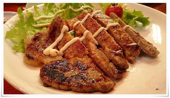 豚肉味噌漬け焼き@活魚料理 鳥勝(とりかつ)