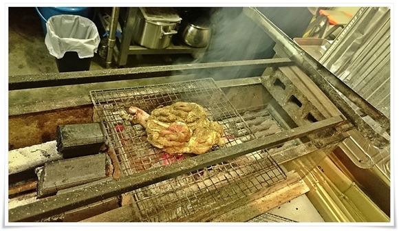 炭火で焼き上げ@Irie Dining ごっそ