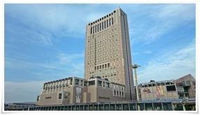 リーガロイヤルホテル小倉外観