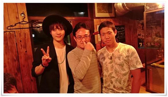 未来のスターと@焼き鳥 亮平(りょうへい)