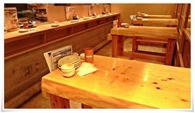 立ち飲みテーブル@竹乃屋 小倉エキナカ店