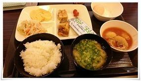 卵ご飯できます@スーパーホテル大分・中津駅前