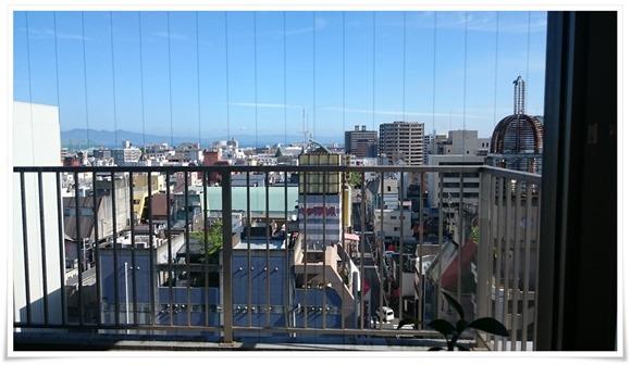 絶景の眺め@ホテル法華クラブ大分