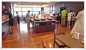 ゆったりとした朝食会場@ホテル法華クラブ大分