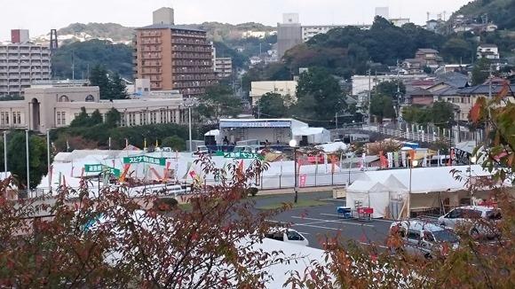 メイン会場@まつり起業祭八幡2016