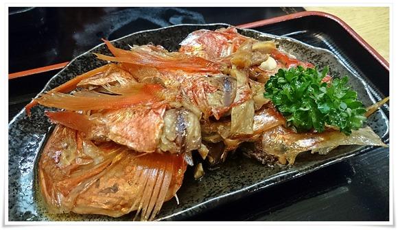 905定食の魚料理@うお家905