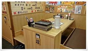 掘り炬燵テーブル席@目利きの銀次 小倉新幹線口駅前店