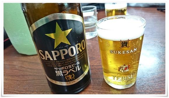 資さんグラスが最高@資さんうどん中央町店