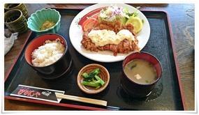 チキン南蛮定食@魚料理 びびんや