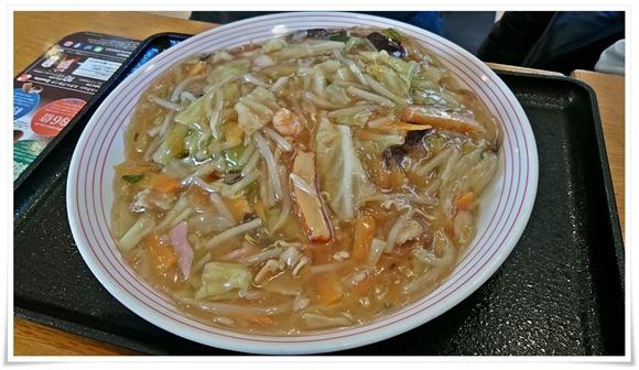 太麺皿うどん@リンガーハット 宮崎日南店
