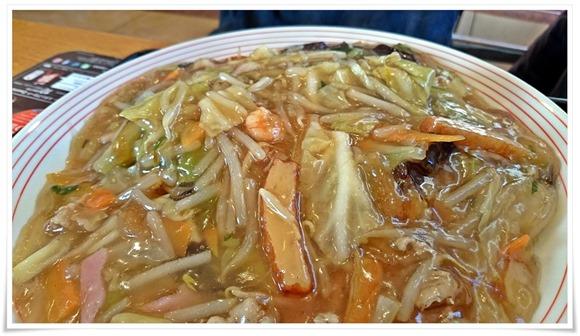 太麺皿うどん麺2倍@リンガーハット 宮崎日南店