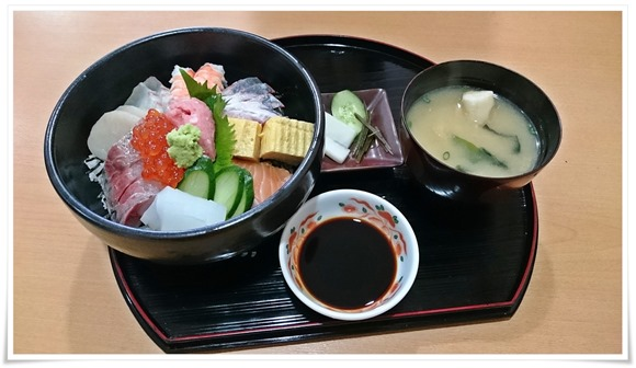 海鮮丼@二代目双幸(ふたこう)