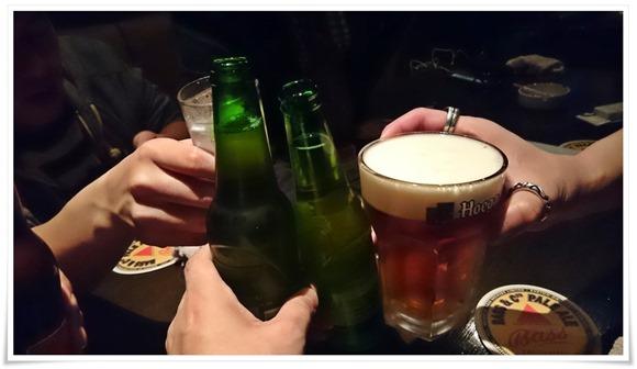 とりあえず乾杯@Beerdining BAYERN