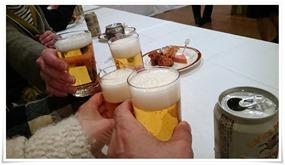 大谷会館で乾杯@第8回中央区はしご酒大会
